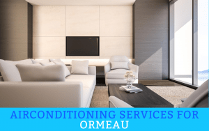 Air Conditioning Services for Ormeau