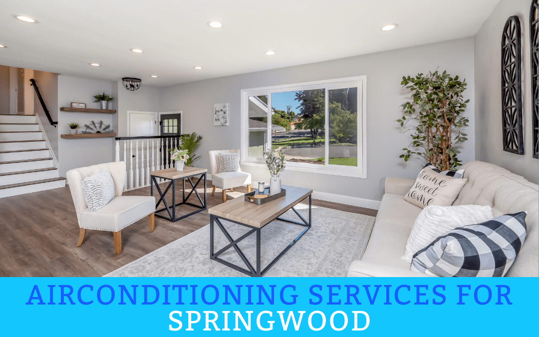 Air Conditioning Services for Springwood